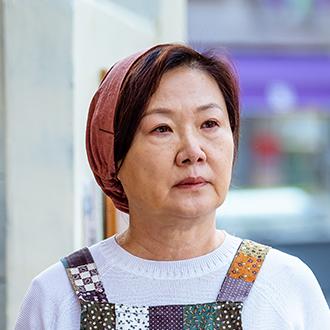 チェ・ウォンドク役 キム・ヘスク